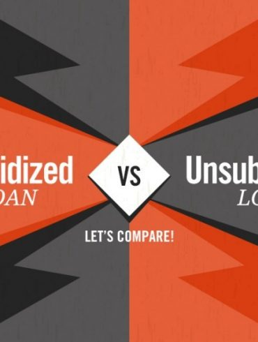 Subsidized and Unsubsidized Loans