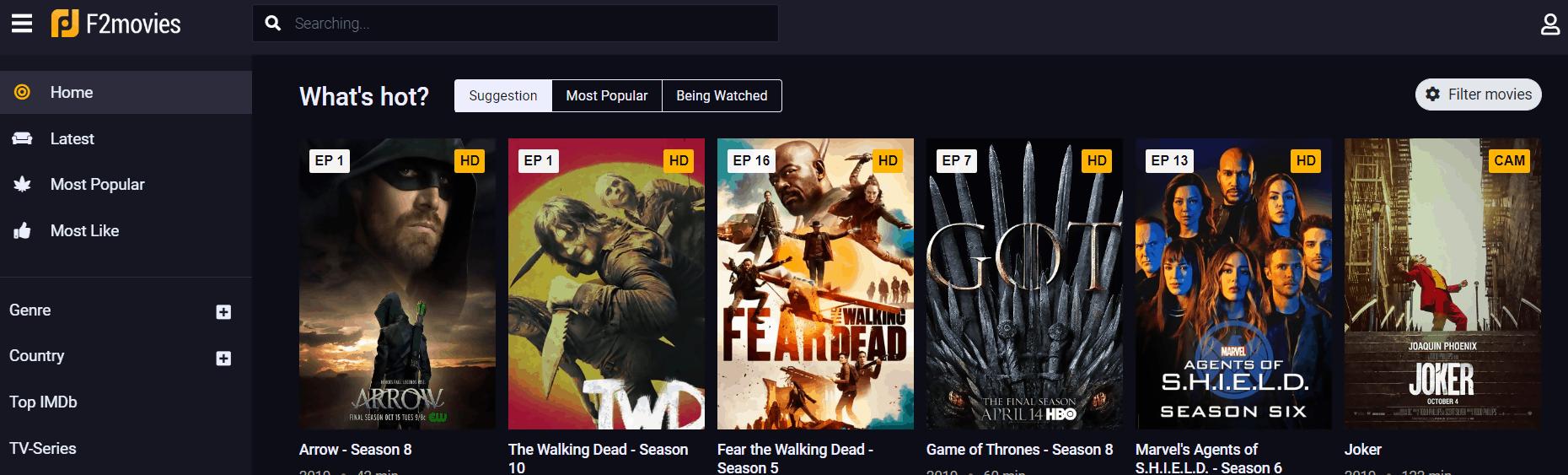 F2 Movies